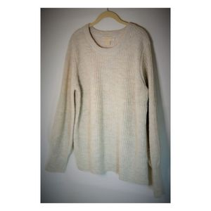 Michael Kors' ribbed sweater